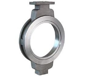 wafer butterfly valve casting