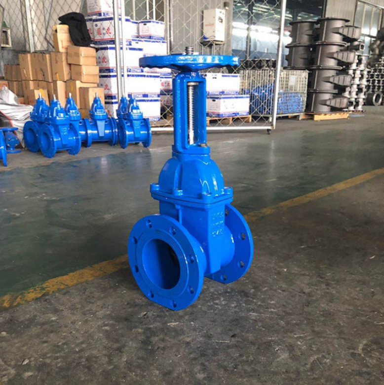 difference between rising and non rising gate valve
